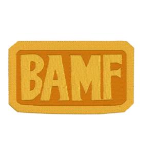 bamf buckle